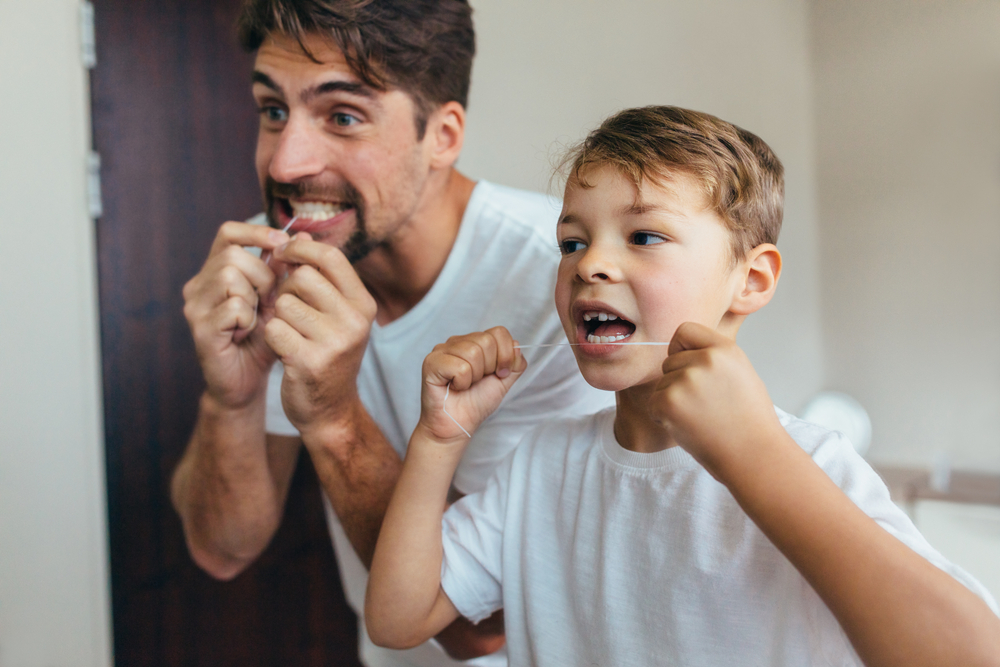 Long Term Benefits Of Flossing